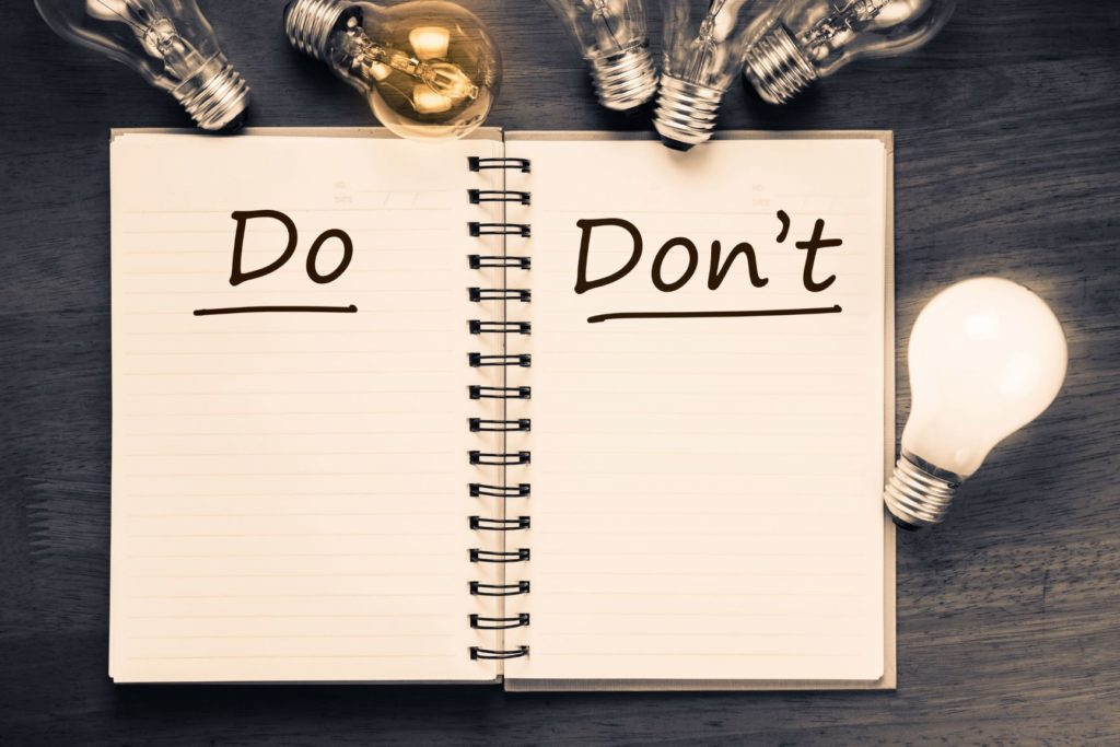 Dos and don'ts of equity incentive plans